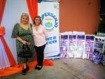 Lanzamiento de la Biblioteca para el hogar en conjunto con el LECTOR
